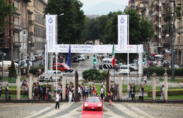 Meeting Ferrari 4 - Salone Auto Torino Parco Valentino