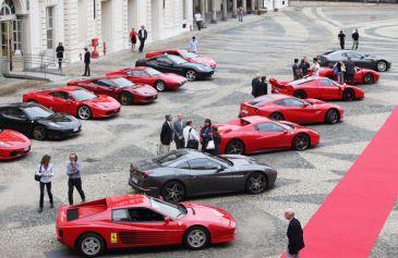 Meeting Ferrari 8 - Salone Auto Torino Parco Valentino