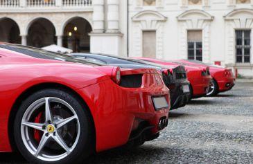 Meeting Ferrari 11 - Salone Auto Torino Parco Valentino