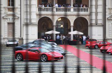 Meeting Ferrari 17 - Salone Auto Torino Parco Valentino