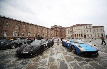 Meeting Pagani 28 - Salone Auto Torino Parco Valentino
