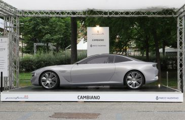 Cars on display 3 - Salone Auto Torino Parco Valentino