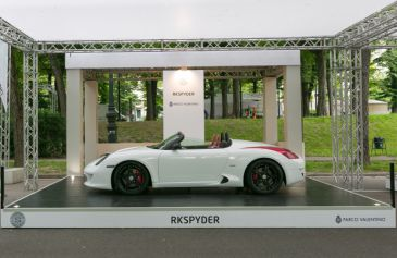 Cars on display 10 - Salone Auto Torino Parco Valentino
