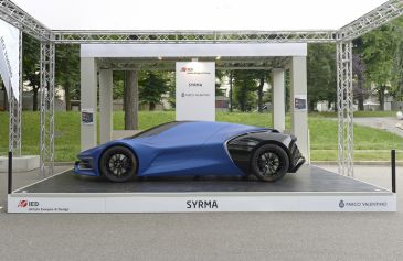 Cars on display 12 - Salone Auto Torino Parco Valentino