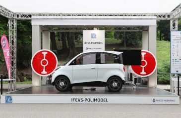 Cars on display 16 - Salone Auto Torino Parco Valentino
