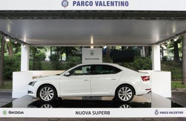 Auto Esposte 8 - Salone Auto Torino Parco Valentino
