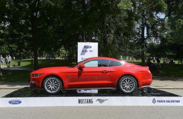 Exhibited Cars 15 - Salone Auto Torino Parco Valentino