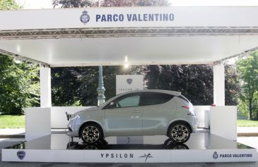 Exhibited Cars 20 - Salone Auto Torino Parco Valentino