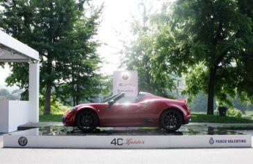 Exhibited Cars 26 - Salone Auto Torino Parco Valentino