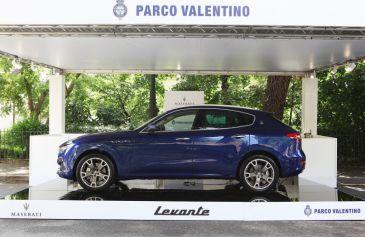 Exhibited Cars 31 - Salone Auto Torino Parco Valentino