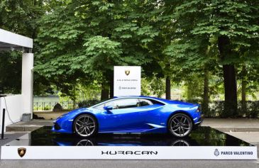 Exhibited Cars 46 - Salone Auto Torino Parco Valentino