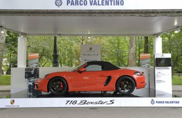 Exhibited Cars 52 - Salone Auto Torino Parco Valentino