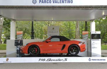 Auto Esposte 52 - Salone Auto Torino Parco Valentino