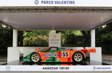 Auto Esposte 62 - Salone Auto Torino Parco Valentino