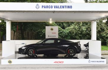 Auto Esposte 64 - Salone Auto Torino Parco Valentino