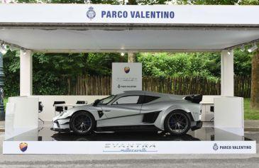 Exhibited Cars 66 - Salone Auto Torino Parco Valentino