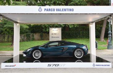 Exhibited Cars 67 - Salone Auto Torino Parco Valentino