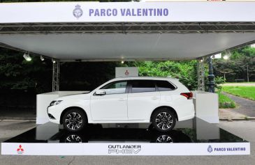 Exhibited Cars 70 - Salone Auto Torino Parco Valentino