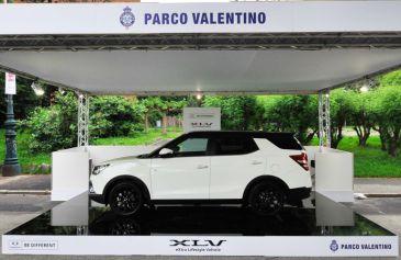 Exhibited Cars 71 - Salone Auto Torino Parco Valentino