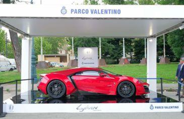Exhibited Cars 75 - Salone Auto Torino Parco Valentino