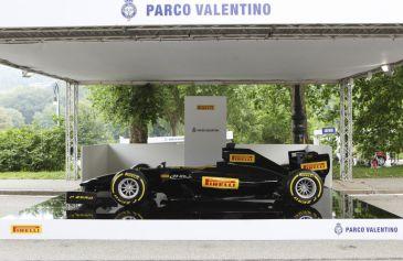 Exhibited Cars 76 - Salone Auto Torino Parco Valentino