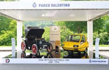 Exhibited Cars 77 - Salone Auto Torino Parco Valentino