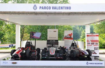 Exhibited Cars 78 - Salone Auto Torino Parco Valentino