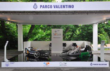 Exhibited Cars 80 - Salone Auto Torino Parco Valentino