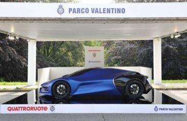 Exhibited Cars 83 - Salone Auto Torino Parco Valentino