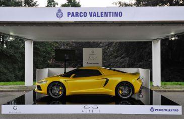 Exhibited Cars 85 - Salone Auto Torino Parco Valentino