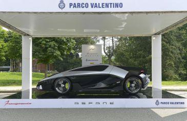 Exhibited Cars 86 - Salone Auto Torino Parco Valentino