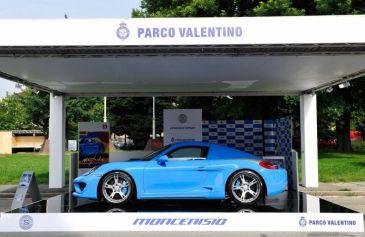 Exhibited Cars 87 - Salone Auto Torino Parco Valentino
