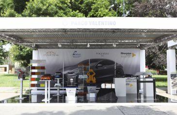 Exhibited Cars 88 - Salone Auto Torino Parco Valentino