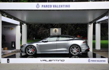 Exhibited Cars 90 - Salone Auto Torino Parco Valentino