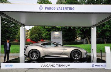 Exhibited Cars 91 - Salone Auto Torino Parco Valentino
