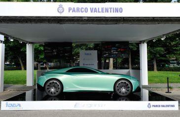 Exhibited Cars 92 - Salone Auto Torino Parco Valentino