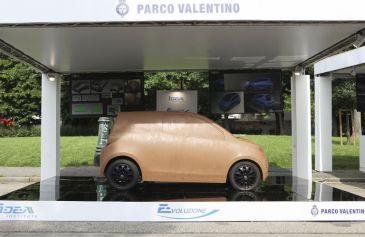 Exhibited Cars 93 - Salone Auto Torino Parco Valentino