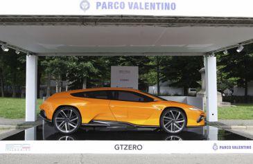 Exhibited Cars 94 - Salone Auto Torino Parco Valentino