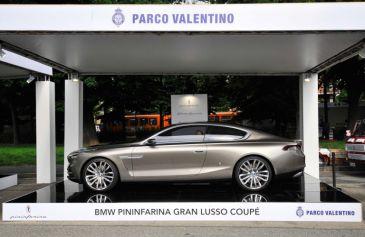 Exhibited Cars 95 - Salone Auto Torino Parco Valentino