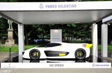 Exhibited Cars 96 - Salone Auto Torino Parco Valentino