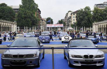 Centenario BMW 1 - Salone Auto Torino Parco Valentino
