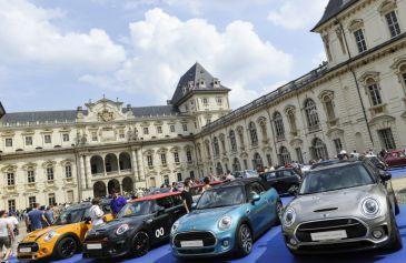 Centenario BMW 3 - Salone Auto Torino Parco Valentino