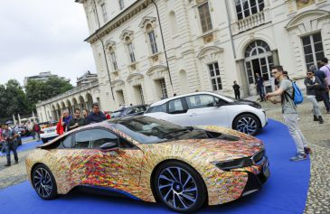 BMW Centennial 5 - Salone Auto Torino Parco Valentino