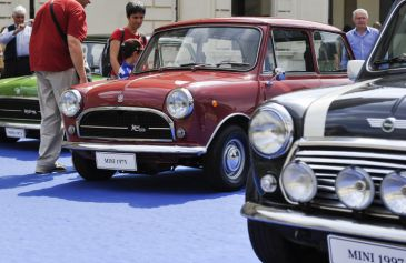 BMW Centennial 7 - Salone Auto Torino Parco Valentino