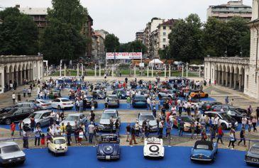 Centenario BMW 9 - Salone Auto Torino Parco Valentino