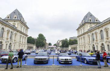 Centenario BMW 10 - Salone Auto Torino Parco Valentino