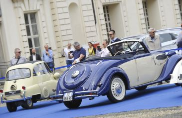 Centenario BMW 11 - Salone Auto Torino Parco Valentino
