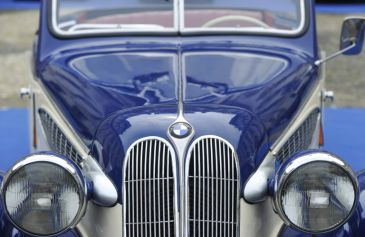Centenario BMW 14 - Salone Auto Torino Parco Valentino