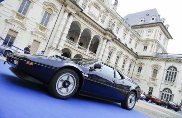 Centenario BMW 15 - Salone Auto Torino Parco Valentino