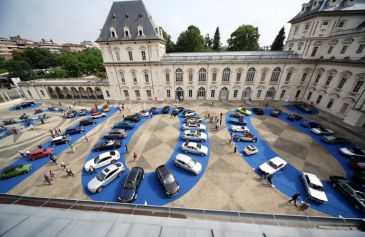 BMW Centennial 17 - Salone Auto Torino Parco Valentino